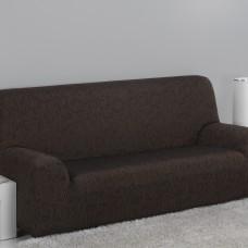 Чехол на трехместный диван универсальный Бостон Негро