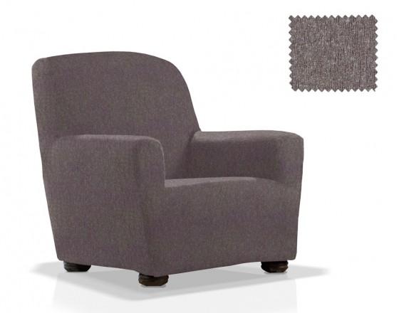 Чехол на кресло универсальный Тейде Грис