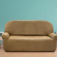 Чехол на трехместный диван универсальный Вена Висон