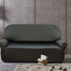 Чехол на трехместный диван универсальный Натуре Негро