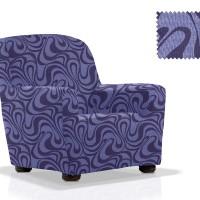 Чехол на кресло универсальный Данубио Азул