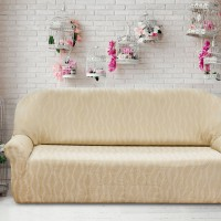 Чехол на четырехместный диван универсальный Тоскана Марфил