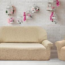 Комплект чехлов Бостон Марфил на 3-ёх местный диван и два кресла Универсальный