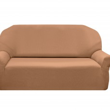 Комплект чехлов. (Маломерка). Рустика Беж на 3-ёх местный диван и два кресла Универсальный