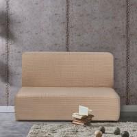 Ибица Марфил.  Европейский чехол на диван без подлокотников. Универсальный.