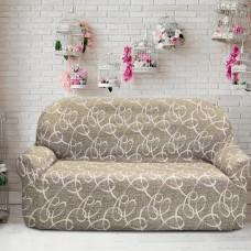 Чехол на трехместный диван универсальный Персия Висон