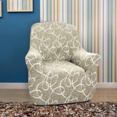 Чехол на кресло универсальный Персия Висон