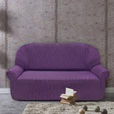 Чехол на трехместный диван универсальный Тоскана Малва