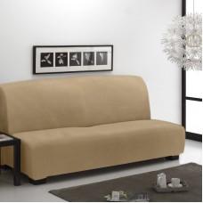 Чехол на диван без подлокотников универсальный Тейде Беж