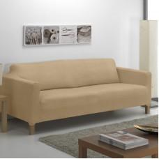 Чехол на четырехместный диван универсальный Тейде Беж