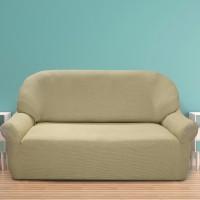 Чехол на трехместный диван универсальный Елегант Лино