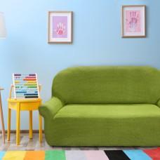 Чехол на трехместный диван универсальный Елегант Верде