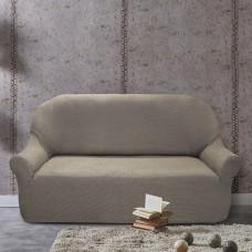 Чехол на трехместный диван универсальный Елегант Висон