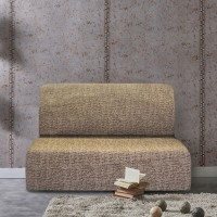Чехол на диван без подлокотников универсальный Мальта Марон