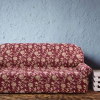 Чехол на четырехместный диван универсальный Акапулько Рохо