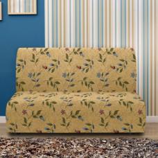 Чехол на диван без подлокотников универсальный Рояль