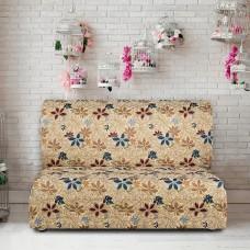 Чехол на диван без подлокотников универсальный Дуния