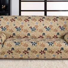Чехол на двухместный диван универсальный Дуния