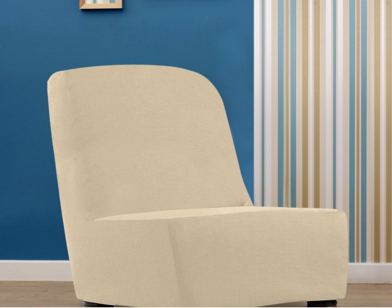 Чехол на кресло без подлокотников универсальный Аляска Марфил