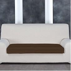 Чехол на подушку для дивана универсальный Аляска Марон Европейский