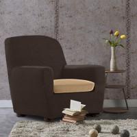 Чехол на подушку для кресла универсальный Тейде Беж