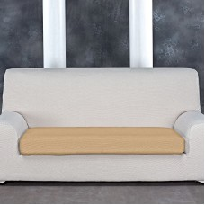 Чехол на подушку для дивана универсальный Тейде Беж Европейский