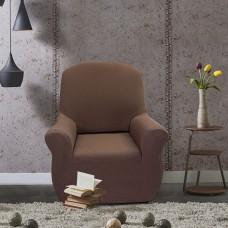 Чехол на кресло универсальный Нью-Йорк Чоколато