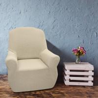 Чехол на кресло универсальный Нью-Йорк Меланж