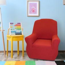 Чехол на кресло универсальный Нью-Йорк Рубино