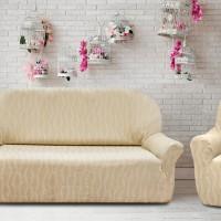 Комплект чехлов на 3-ёх местный диван и два кресла  (Маломерка) Тоскана Марфил