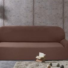 Чехол на  диван шестиместный. Нью-Йорк Чоколато. Универсальный
