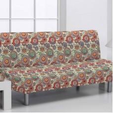Чехол на диван без подлокотников универсальный Сингапур
