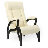Кресло для отдыха  Модель 51 Венге, к/з Dundi 112