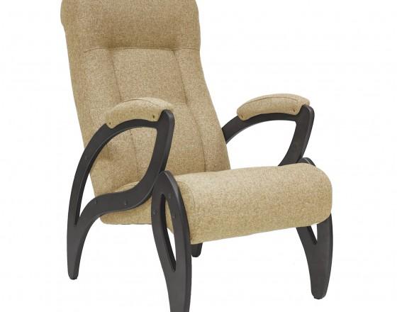 Кресло для отдыха  Модель 51 Венге,  Malta 03 A