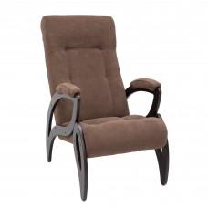 Кресло для отдыха  Модель 51 Венге,  Verona Brown