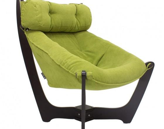 Кресло для отдыха  Модель 11 Венге, Verona Apple Green