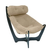 Кресло для отдыха  Модель 11 Венге,  Verona Vanilla