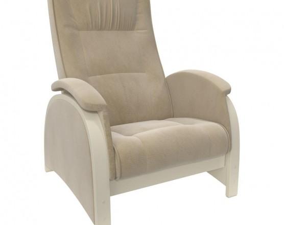 Кресло-глайдер Balance-2 каркас Дуб шампань/шпон, ткань Verona Vanilla