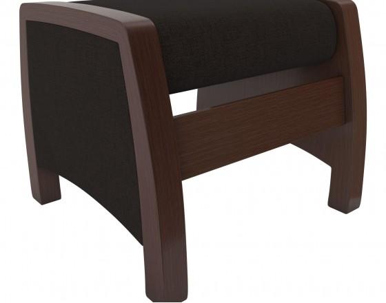 Пуф-глайдер МИ Модель Balance 1, Орех/шпон, ткань Montana 100