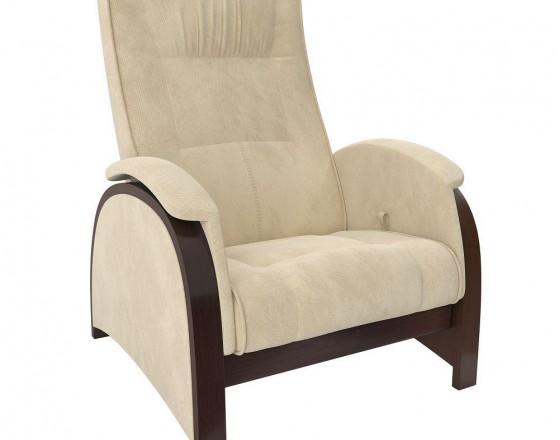 Кресло-глайдер  Balance-2 каркас Орех/шпон, ткань Verona Vanilla