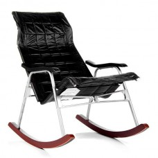 Кресло-качалка складное Белтех цвет Черный