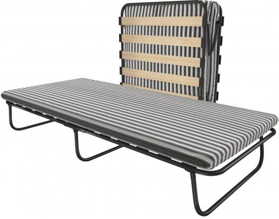 Раскладная кровать на ламелях с матрасом Leset Модель 203