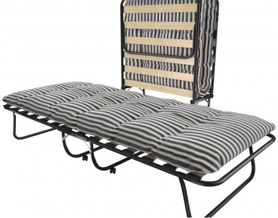 Раскладная кровать на ламелях с матрасом Leset Модель 204