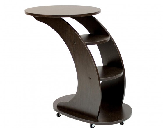"""Подкатной столик """"Стелс"""", Венге"""