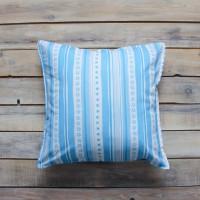 Подушка Blue Stripes