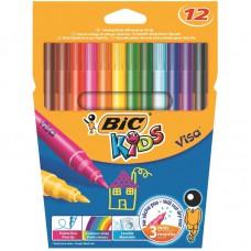 Фломастеры Bic Kids для рисования на ткани