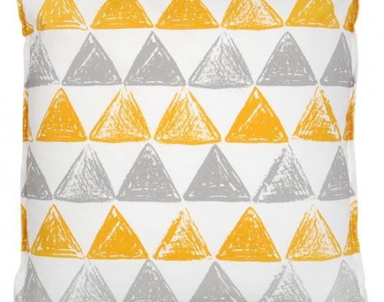 Подушка Triangles