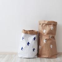 Эко-мешок для игрушек из крафт бумаги Small Angels