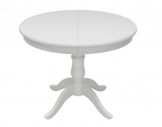 Стол раздвижной Leset Луизиана 1Р МИ, Белый 9003