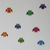 Комплект наклеек Little Owls